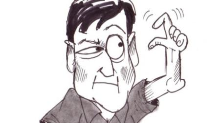 Dr.Dan Ariely Cartoon