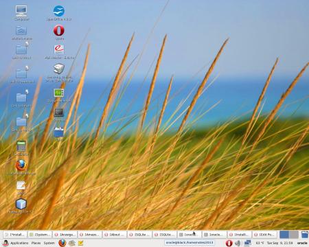 Redhat Desktop