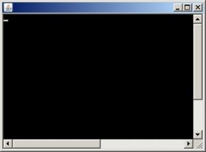 NEO4J Java Window