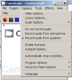 how to use camstudio on windows 7