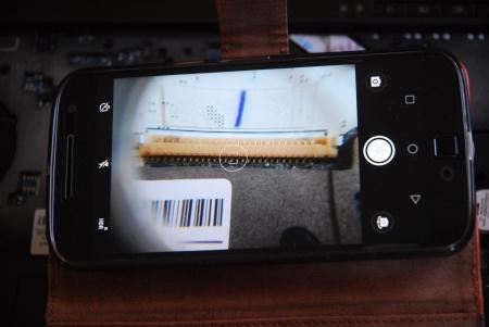 UsingLoupeWithCellCamera